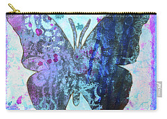 Believe Butterfly Carry-all Pouch