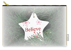 Believe Star Carry-all Pouch