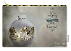 Believe In The Magic Of Christmas Carry-all Pouch