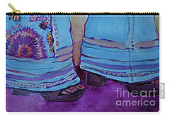 Bell Bottoms Carry-all Pouch