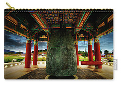 Carry-all Pouch featuring the photograph Bell Of Friendship 2 by Joseph Hollingsworth
