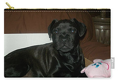 Carry-all Pouch featuring the photograph Bella by Jewel Hengen