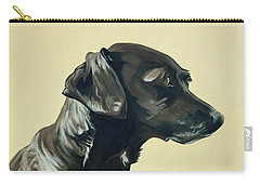 Bella Carry-all Pouch by Nathan Rhoads