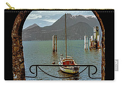 Bella Varenna - For Print Or Wrapped Canvas Carry-all Pouch