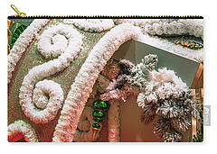 Bellagio Conservatory Giant Christmas Present Carry-all Pouch