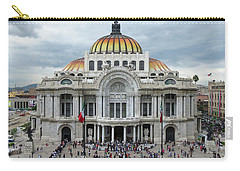 Bellas Artes Carry-all Pouch