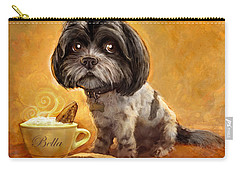 Bella's Biscotti Carry-all Pouch