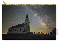 Carry-all Pouch featuring the photograph Belleview by Aaron J Groen