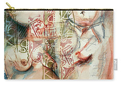 Inner Outer, Belly Bound Carry-all Pouch by Kerryn Madsen-Pietsch