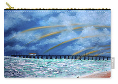 Belmar's Fishing Pier Carry-all Pouch