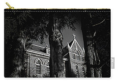 Belmont Abbey Carry-all Pouch by Jessica Brawley