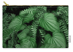 Below The Canopy Carry-all Pouch by Mike Eingle