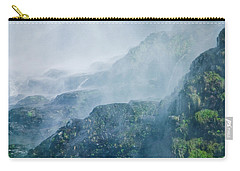 Below Wallace Falls Carry-all Pouch