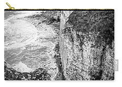 Bempton Cliffs Carry-all Pouch by Nigel Wooding