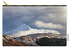 Carry-all Pouch featuring the photograph Ben Lomond by Grant Glendinning