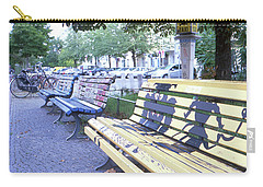 Bench Graffiti Carry-all Pouch