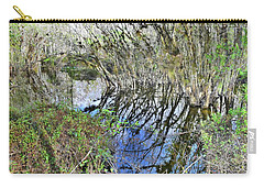 Bended Reflections Carry-all Pouch