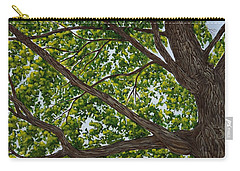 Beneath The Boughs Carry-all Pouch
