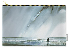 Beneath Turbulent Skies Carry-all Pouch