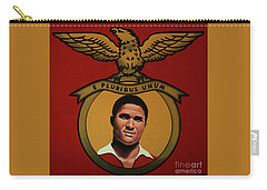 Benfica Lisbon Painting Carry-all Pouch