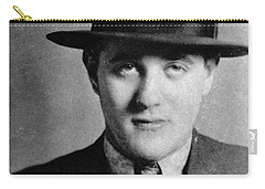 Benjamin Bugsy Siegel Carry-all Pouch