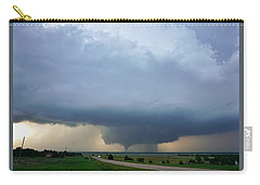 Bennington Tornado - Inception Carry-all Pouch
