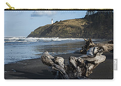 Benson Beach And North Head Carry-all Pouch