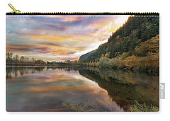 Benson State Recreation Area In Fall Carry-all Pouch