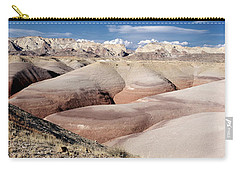 Bentonite Mounds Carry-all Pouch