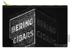 Bering Cigar Factory Carry-all Pouch by David Lee Thompson