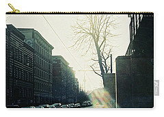 Berlin Street With Sun Carry-all Pouch
