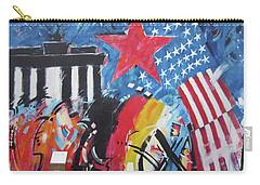 Berlin Wall Art 6 Carry-all Pouch