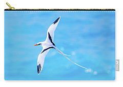 Bermuda Longtail Close-up Carry-all Pouch