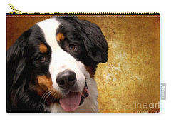 Bernese Mountain Dog Carry-All Pouches