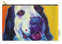 Bernese Mountain Dog - Zeke Carry-all Pouch