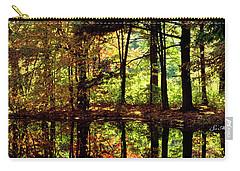Bernharts Dam Fall 006 Carry-all Pouch