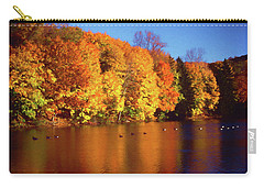 Bernharts Dam Fall 008 Carry-all Pouch