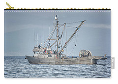 Carry-all Pouch featuring the photograph Bernice C by Randy Hall
