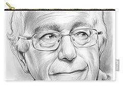 Bernie Sanders Carry-all Pouch by Greg Joens