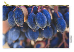 Berries Blue Too Carry-all Pouch