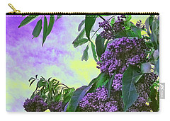 Berries Painted By Lisa Kaiser Carry-all Pouch