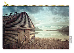 Beside The Lake Carry-all Pouch