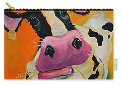 Bessie Carry-all Pouch by Terri Einer