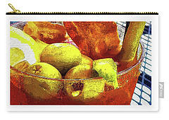 Best Bloody Carry-all Pouch by Deborah Nakano