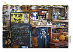 Best Cafe Carry-all Pouch by Betsy Zimmerli