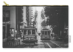 Best Of San Francisco Carry-all Pouch by JR Photography