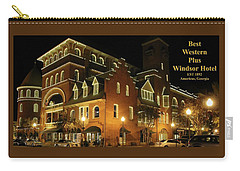 Best Western Plus Windsor Hotel - Christmas -2 Carry-all Pouch