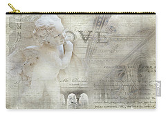Bethesda Cherub Carry-all Pouch by Evie Carrier