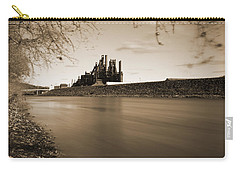 Bethlehem Steel Along The Lehigh Carry-all Pouch