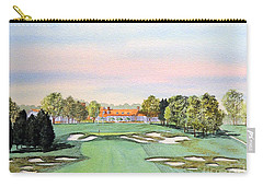 Bethpage State Park Golf Course 18th Hole Carry-all Pouch